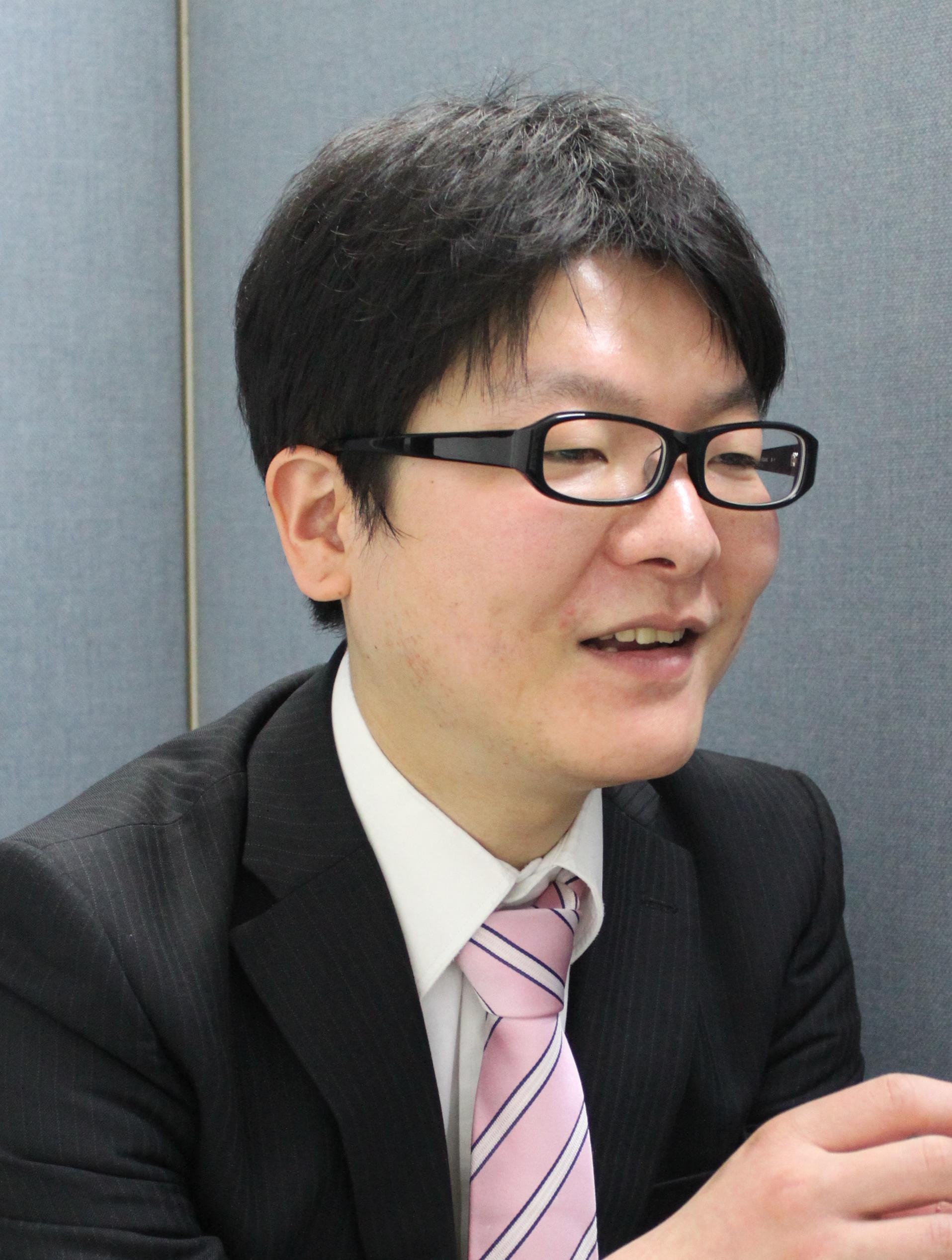 Mr.Teshima